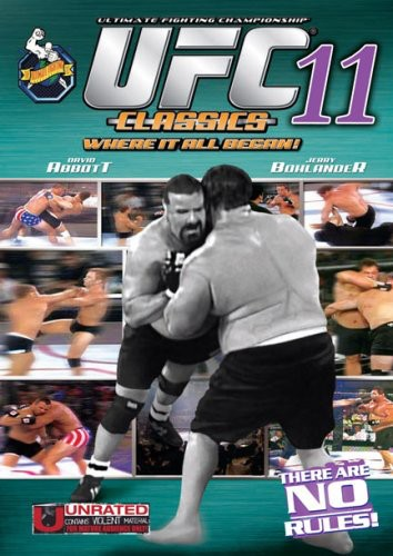 UFC 11: Proving Ground (DVD) by Lionsgate