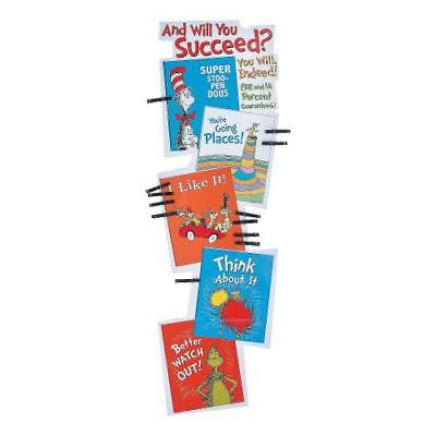 Dr. Seuss Behavior Chart Set 1 Set(s)