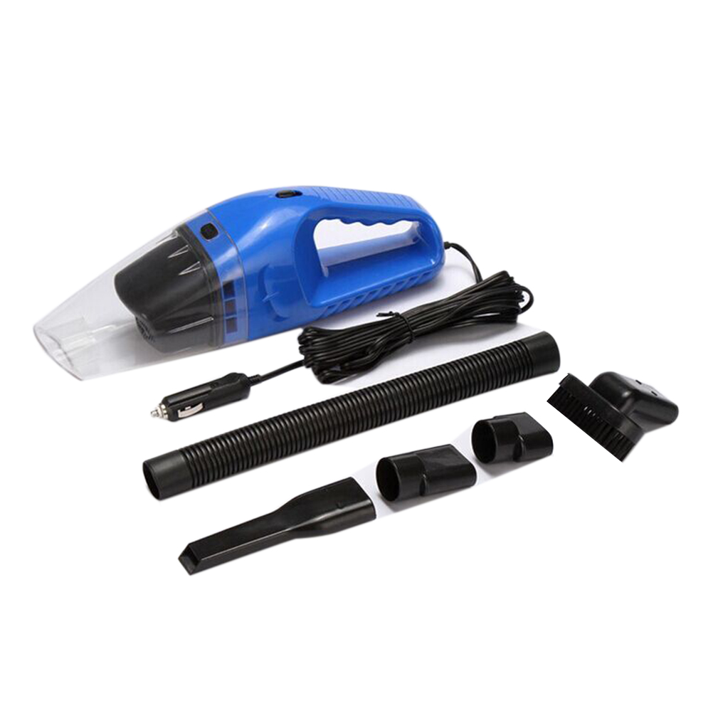 Portable Super 12V 120W Car Vacuum Cleaner Dust Collector