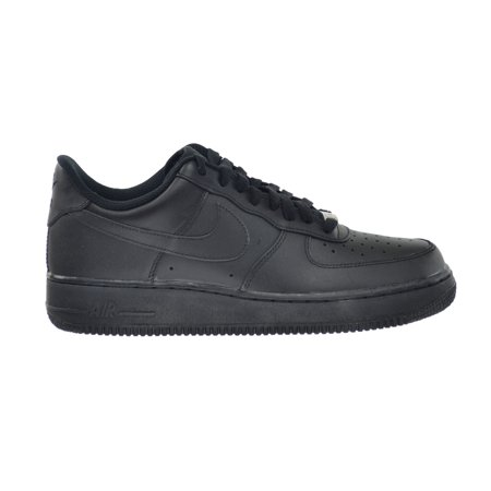 Nike Air Force 1 '07 Women's Shoes Black/Black 315115-038 Nike Air Force 1 Jordans