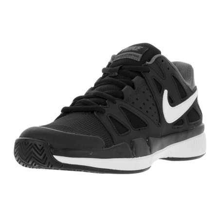 best sneakers 26ba6 2bc25 UPC 826216333530. Nike Mens Air Vapor Advantage Tennis Shoes Black White  599359-001 Size 9