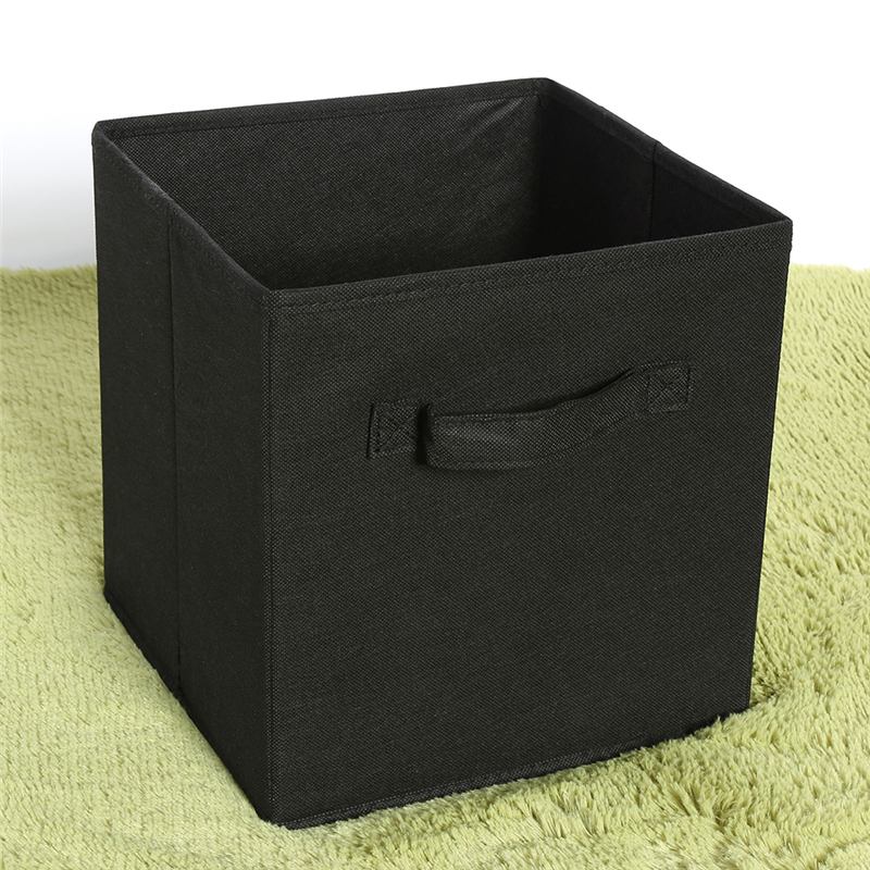 Merveilleux Non Woven Fabric Storage Boxes, Foldable Household Clothes Toys Organizers  Boxes, Lightweight Cube