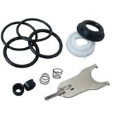 BrassCraft Plastic, Rubber, Stainless Steel and Zinc. Faucet Repair Kit - Case Of: 1