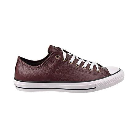Converse Chuck Taylor All Star Leather Ox Men's Shoes El Dorado-White-Black 165192c Leather Star Creeper Shoe