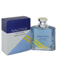 Nautica Voyage Heritage By Nauticaeau De Toilette Spray 3.4 Oz For Men
