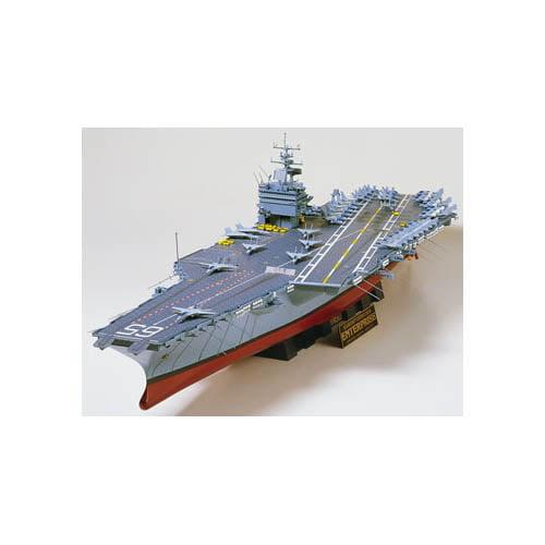 78007 1/350 USS Enterprise Carrier Multi-Colored