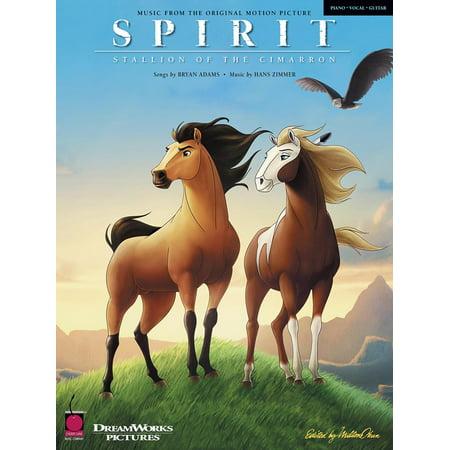 Spirit - Stallion of the Cimarron (Songbook) -