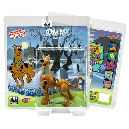 Scooby Doo Retro 8 Inch Action Figures Series: Scooby Doo (Retro Action Figures)