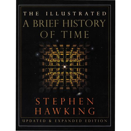 - The Illustrated A Brief History of Time : Updated and Expanded Edition