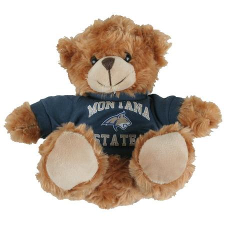 Montana State Bobcats Stuffed Bear