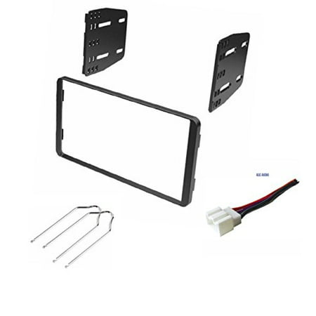car stereo dash kit wire harness and radio tool for. Black Bedroom Furniture Sets. Home Design Ideas