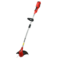 PowerSmart PS76210A 36V Lithium-Ion Cordless String Trimmer, 3.0 Ah Battery and Charger Included
