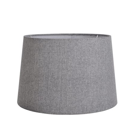 Better Homes & Gardens Linen Gray (Rectangular Linen Shade)
