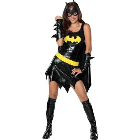 Morris costumes RU886021T Batgirl Teen Sexy