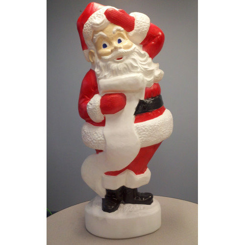 Large Santa with light - 43