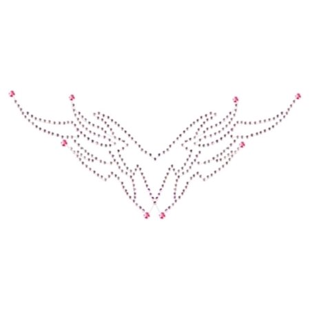 Pink Pink Tattoo Intimate Crystals Baci Lingerie PK234 Pink Pink Pink Tattoo Intimate Crystals Baci Lingerie PK234 Pink