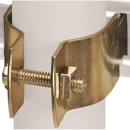 1 0 25 10 Steel Universal Pipe Clamp 1 25 in