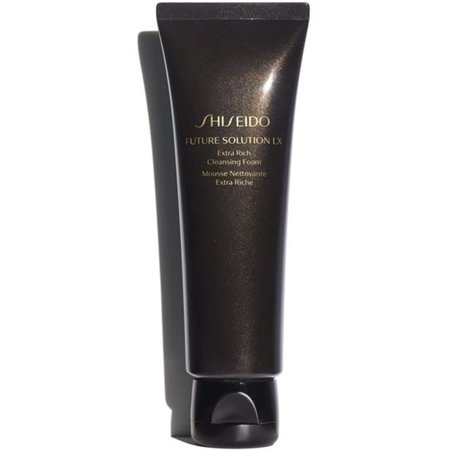 Rich Foaming Cleanser - Shiseido Future Solution LX Extra Rich Foaming Facial Cleanser, 4.7 oz