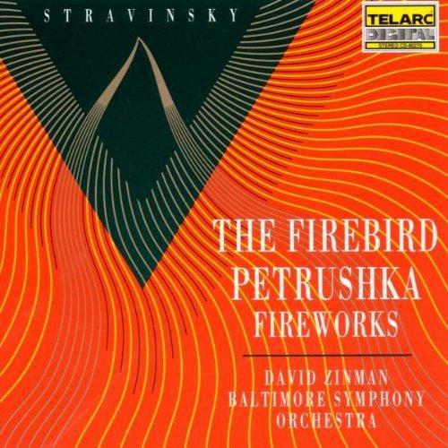 FIREBIRD SUITE / PETRUSHKA / FIREWORKS