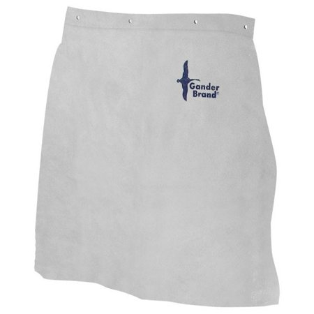 Bob Dale 64-1-66 Welding Apron Leather Waist Apron 24x18 Pearl Grey (Pack of 10)