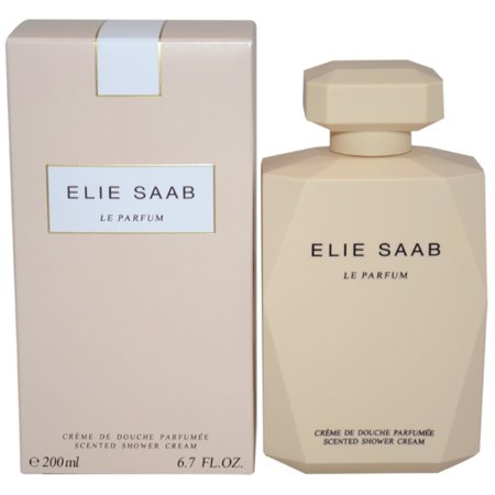 (pack 3) Le Parfum Elie Saab By Elie Saab Shower Cream6.7 oz - image 2 of 2