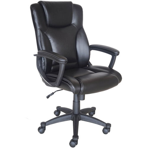 Broyhill Bonded Leather Manager Chair Walmart Com Walmart Com