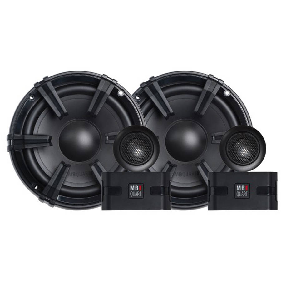 """MB Quart DK1-216 6.5"""" Discus Series Component Speaker System with Tweeter"""