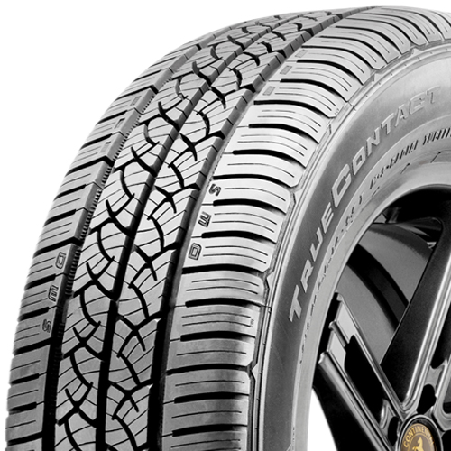 Continental TrueContact 225/65R17 102T BSW Touring tire ...