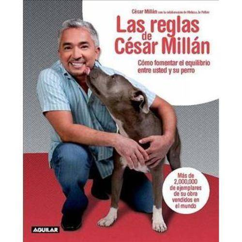Las reglas de Cesar Millan / Cesar's Rules: Como fomentar el equilibrio entre el perro y su dueno / Your Way to Train a Well-Behaved Dog