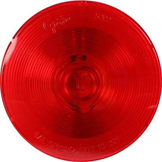 GROTE PERLUX 52772 Tail Light Assembly Red Lens