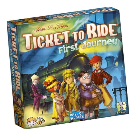 Ticket To Ride App Halloween (Ticket to Ride First Journey Board)