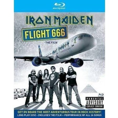 Iron Maiden: Flight 666 (Blu-ray) (Full Screen)