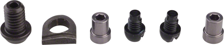 1 pc SRAM Brake Cable Clamp Bolt//Spring Adjuster Red 2013 Aero Link Brake
