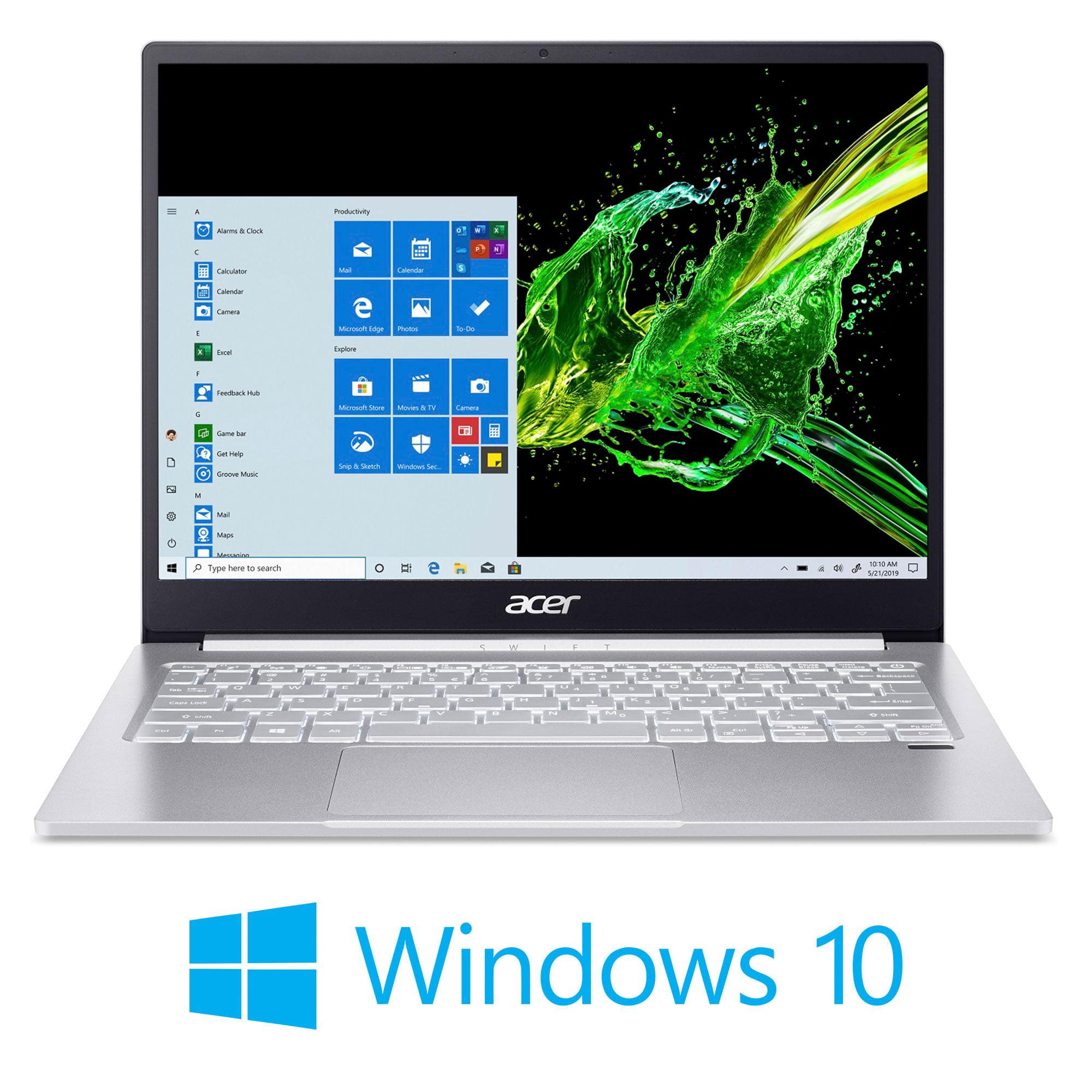 "Acer Swift 3 Laptop, 13.5"", Intel Core i5 1035G4, 8GB RAM, 256GB SSD, SF313-52-526M"