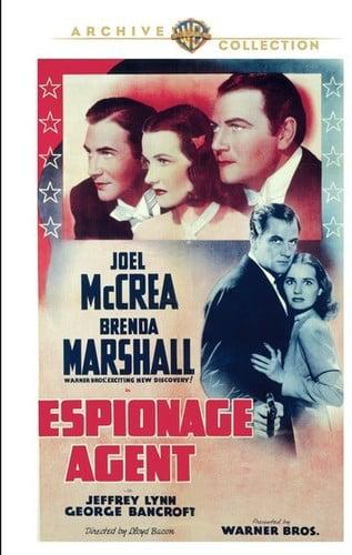 Espionage Agent by