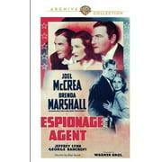 Espionage Agent ( (DVD)) by