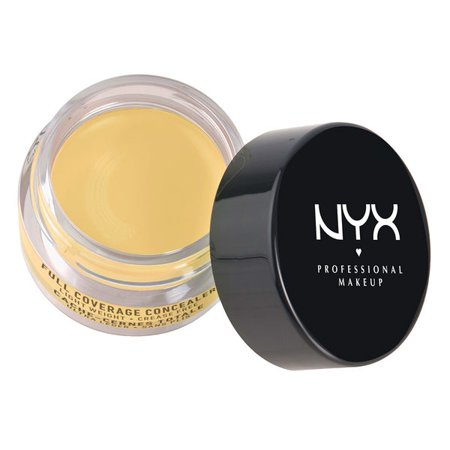 NYX Concealer Jar - Yellow - image 1 of 1