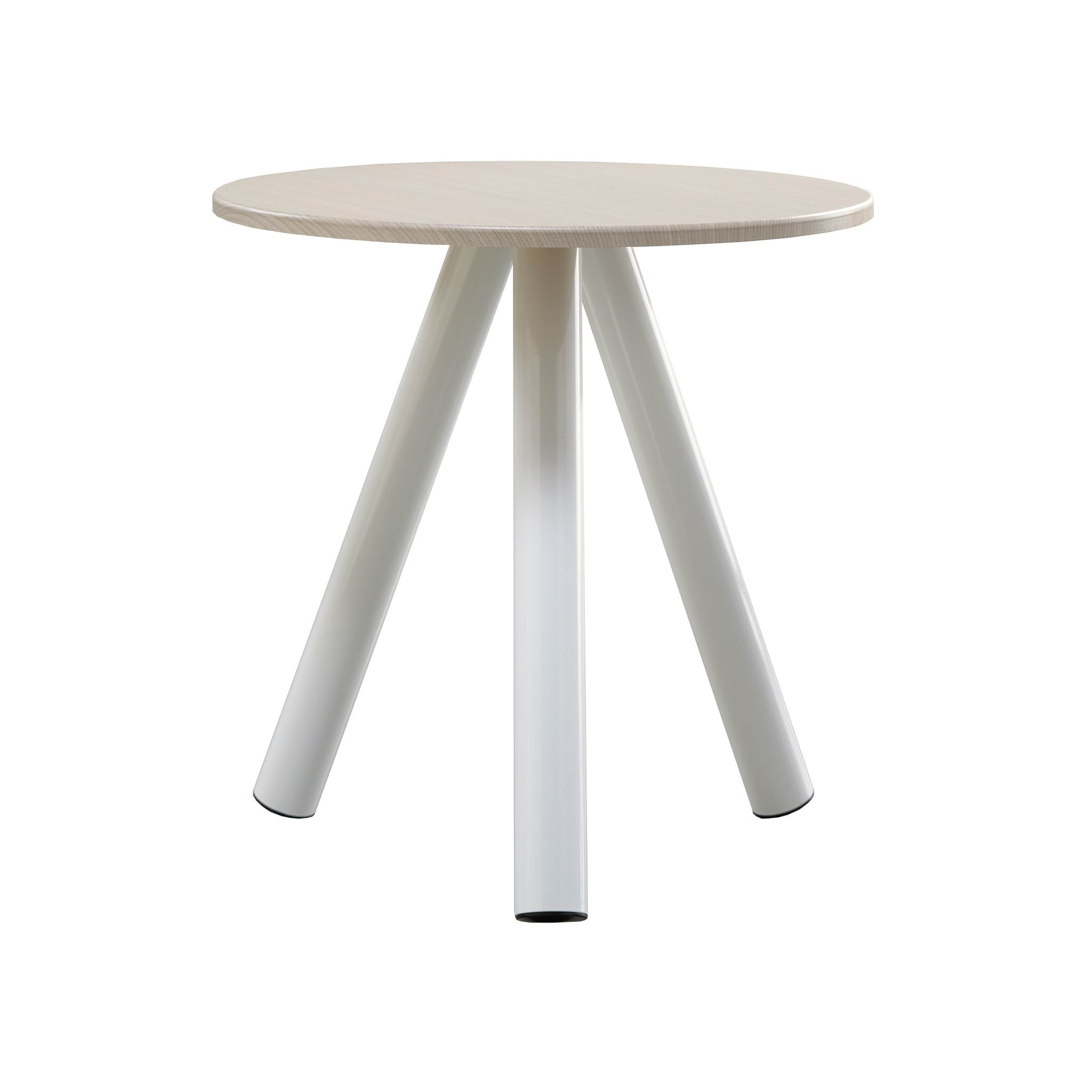 Sauder Soft Modern Collection Side Table Artic White Legs Walmart Com Walmart Com