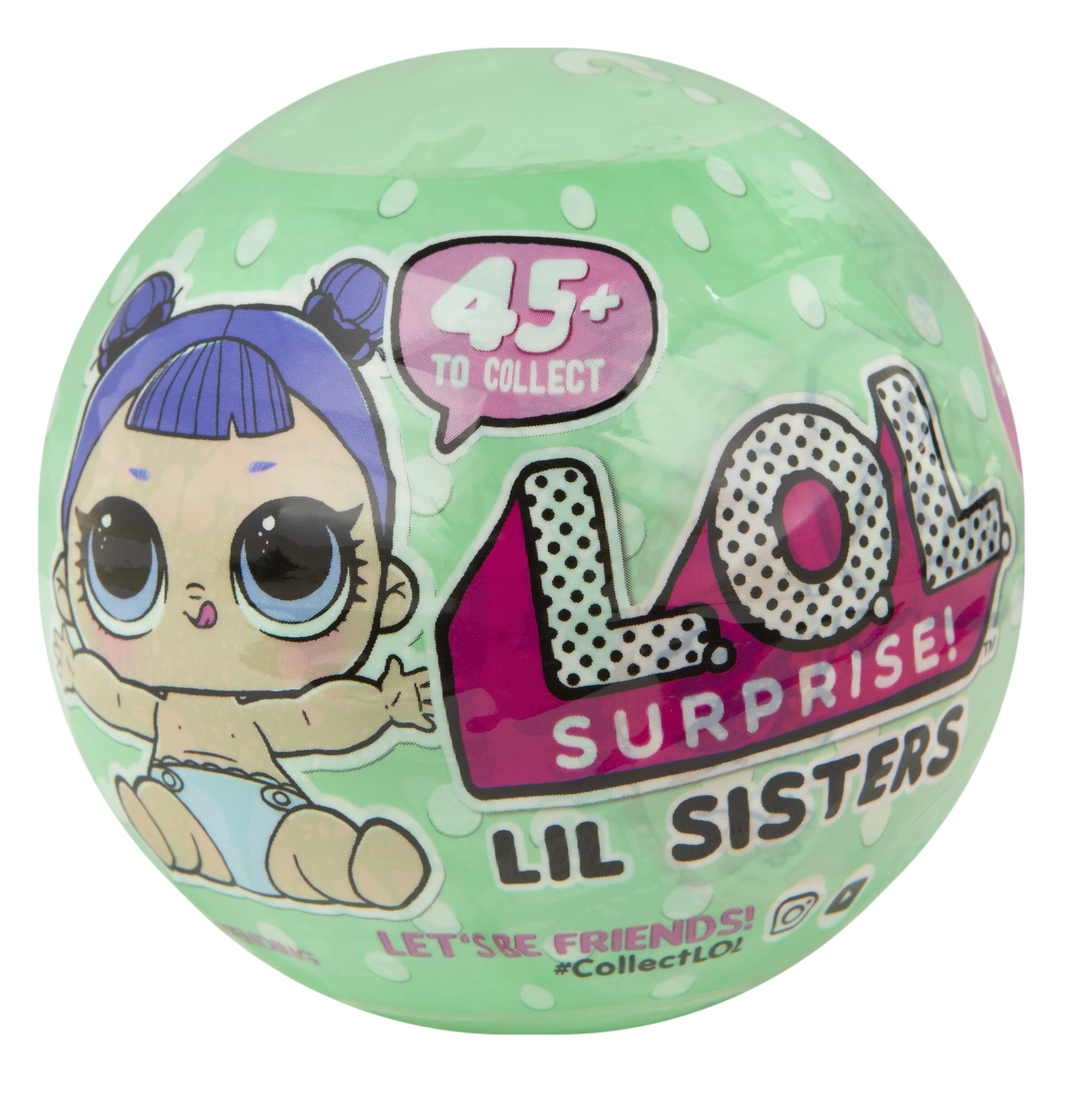 L.O.L. Surprise! Lil Sisters Doll Series 2 by MGA Entertainment, Inc.