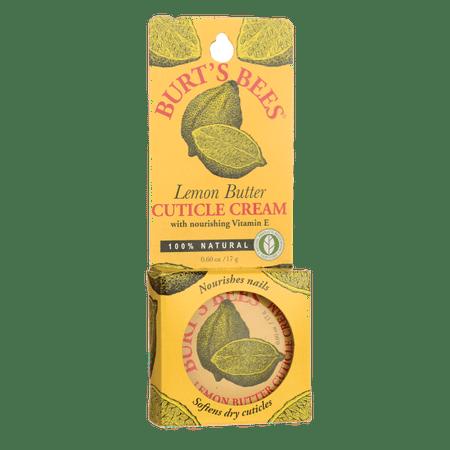 Burt's Bees Lemon Butter Cuticle Cream 0.60 oz