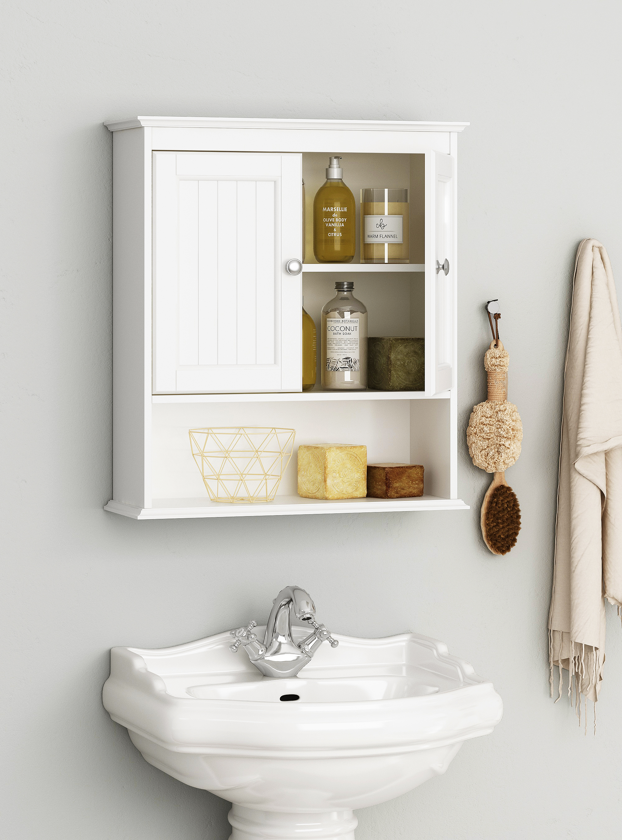 Bathroom Cabinet Wall Mounted