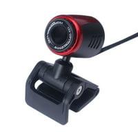 Iuhan USB 2.0 HD Webcam Camera Web Cam With Mic For Computer PC Laptop Desktop