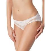Felina | Marielle Hi Cut Bikini | Vanilla | X-Large