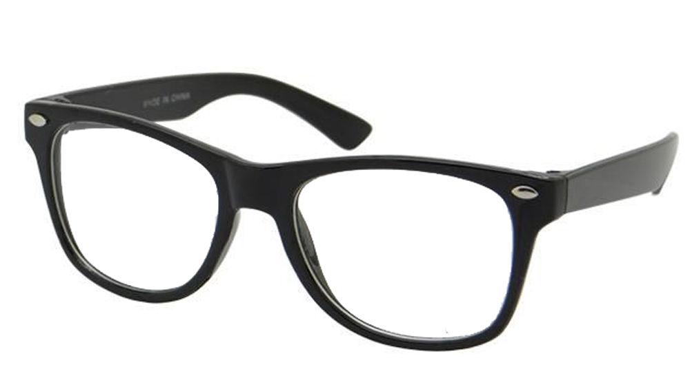 styleBREAKER unisex children nerd sunglasses with colourful frames plastic frames and flat polycarbonate lenses plastic legs 09020090