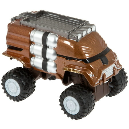 Hot Wheels Star Wars Chewbacca All Terrain