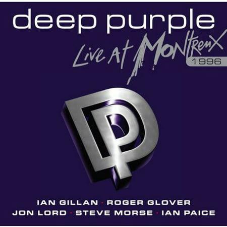 Live at Montreux 1996 (CD) (Deep Purple & Orchestra Live At Montreux)