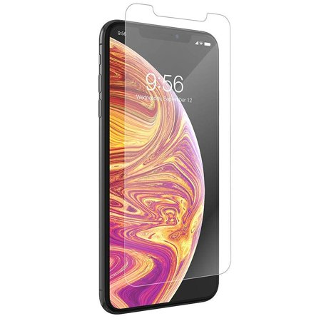 Invisibleshield Screen Film - InvisibleShield hd ultra - Advanced Clarity + Shatter Protection - Film Screen Protect Made for Apple iPhone XS Max