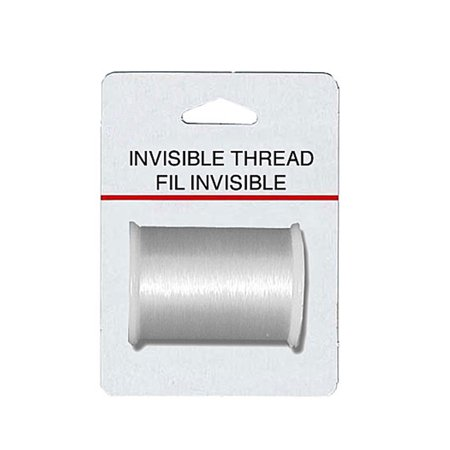 Invisible Thread Magic New Floating Trick Clear Sewing 219 Yards Nylon