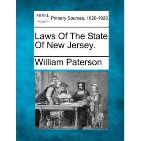 Laws of the State of New Jersey. - image 1 de 1