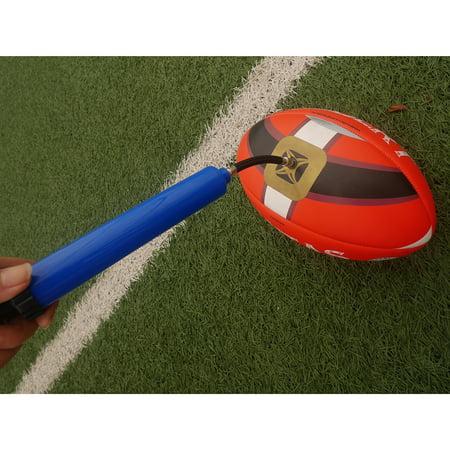 "Ktaxon 10"" Hand Air Pump for Bicycle Basketball Football Soccer Ball Needle"